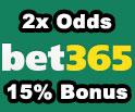 Bet365 Lucky 15 Bonus