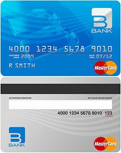 Deposit Using MasterCard